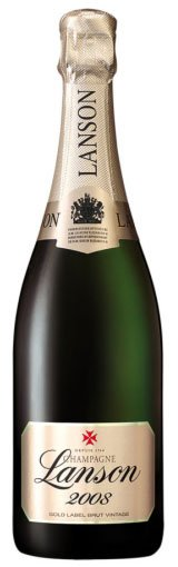 Lanson Gold Label Vintage brut 2008