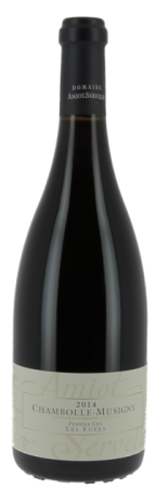 Amiot Servelle Chambolle-Musigny Les Fuees 2015