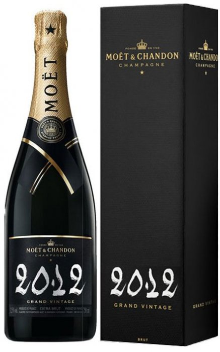 Moet et Chandon Grand Vintage 2012